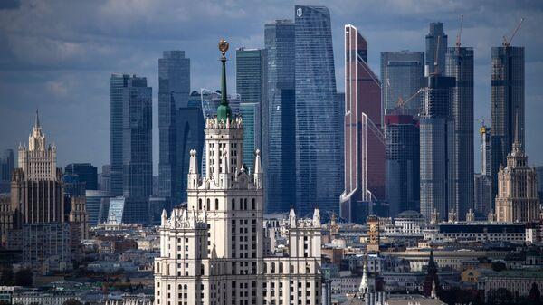 Поглед на Москву  - Sputnik Србија