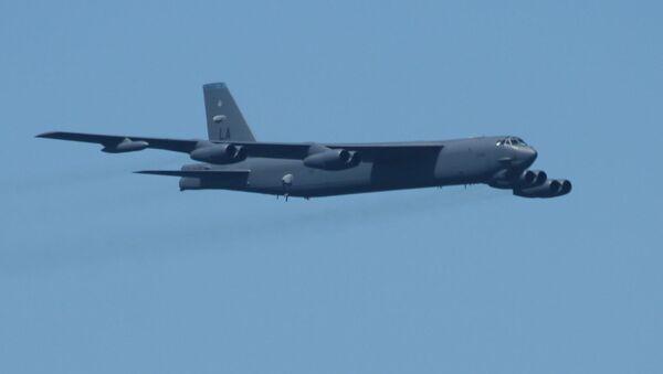 Бомбардер Боинг Б-52Х Стратофортрес - Sputnik Србија