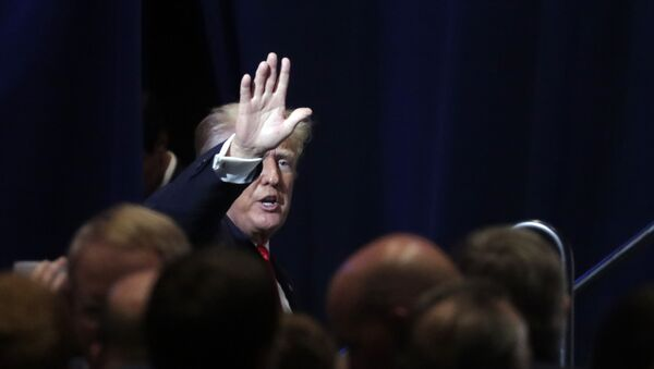 Bivši američki predsednik Donald Tramp - Sputnik Srbija