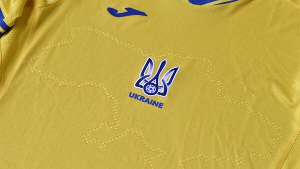 Dres ukrajinske fudbalske reprezentacije - Sputnik Srbija