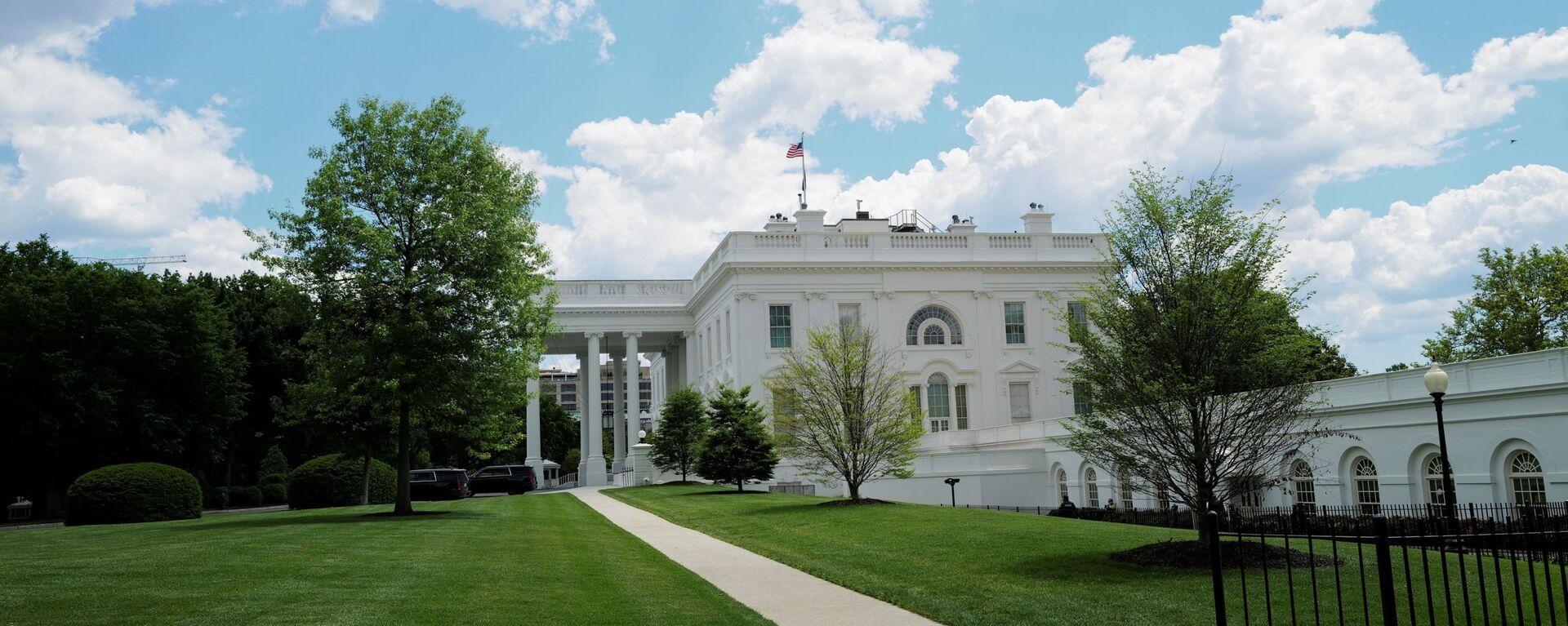 Bela kuća u Vašingtonu - Sputnik Srbija, 1920, 08.07.2021