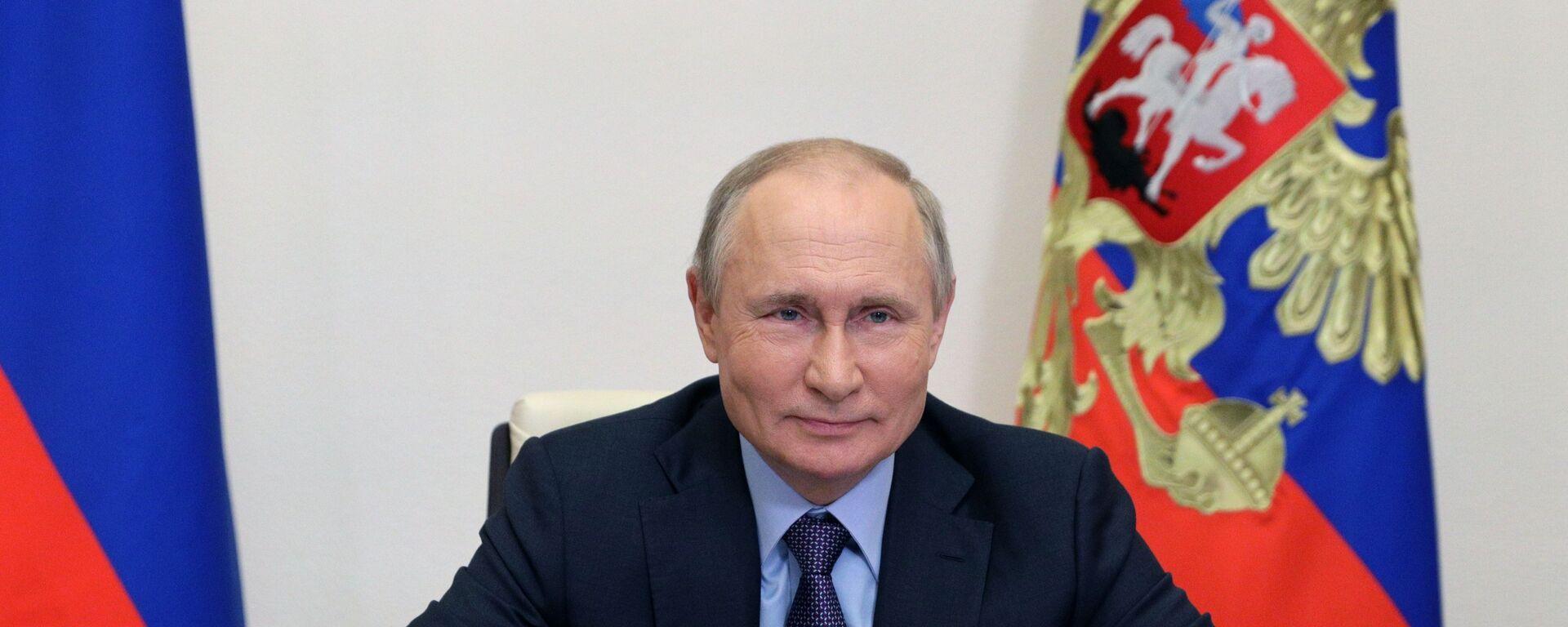 Ruski predsednik Vladimir Putin - Sputnik Srbija, 1920, 14.06.2021