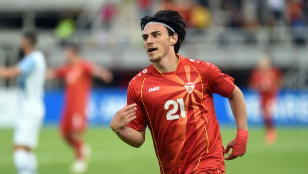 Eljif Elmas – fudbaler Severne Makedonije - Sputnik Srbija