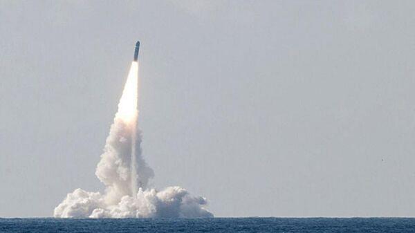 Test francuske balističke rakete M51 - Sputnik Srbija