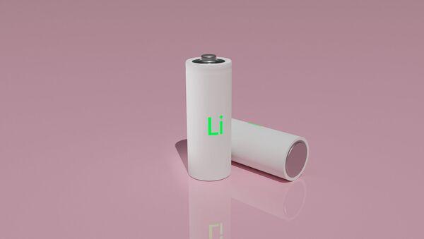 Литијум-јонске батерије - Sputnik Србија