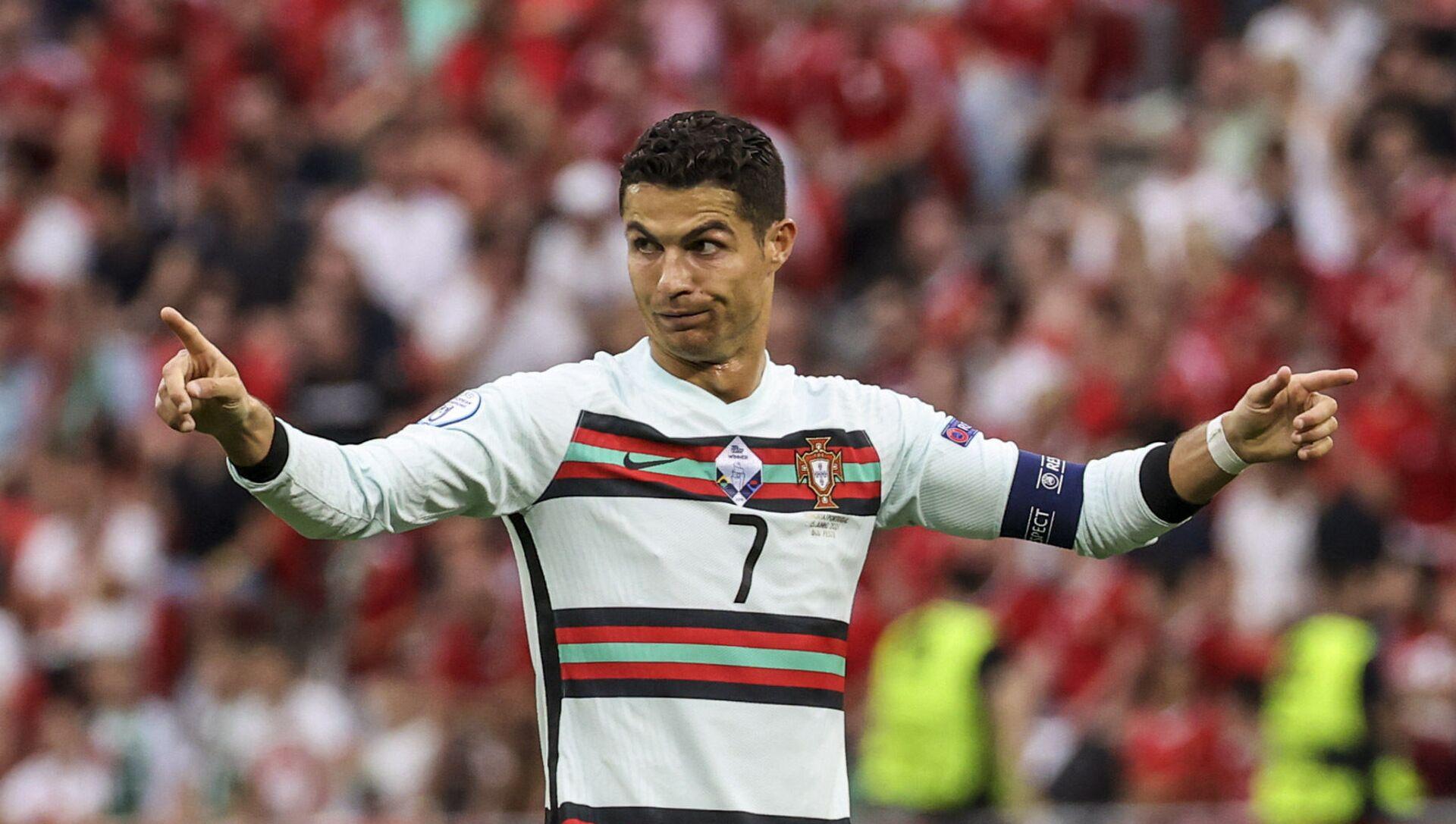 Kristijano Ronaldo – EURO 2020 - Sputnik Srbija, 1920, 18.06.2021