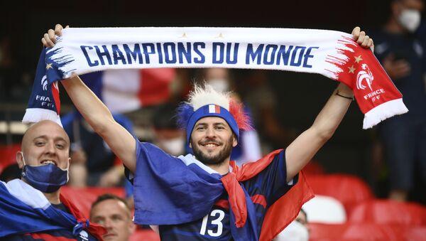 Navijači Francuske – EURO 2020 - Sputnik Srbija