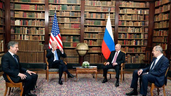 Samit Rusija-SAD u Ženevi - Sputnik Srbija