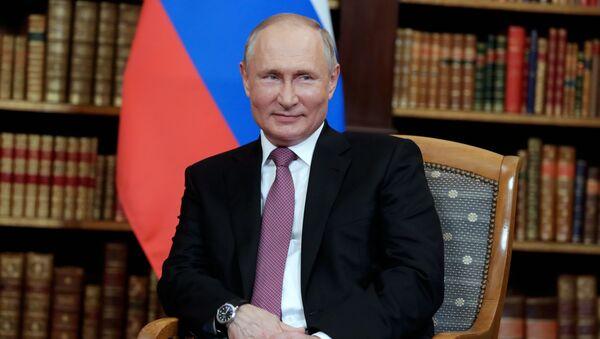 Vladimir Putin u Ženevi - Sputnik Srbija