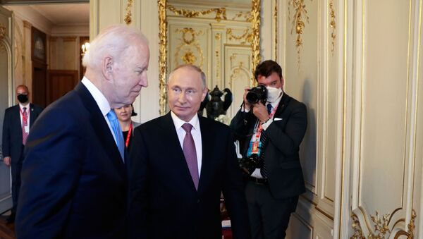 Samit Putin-Bajden u Ženevi - Sputnik Srbija