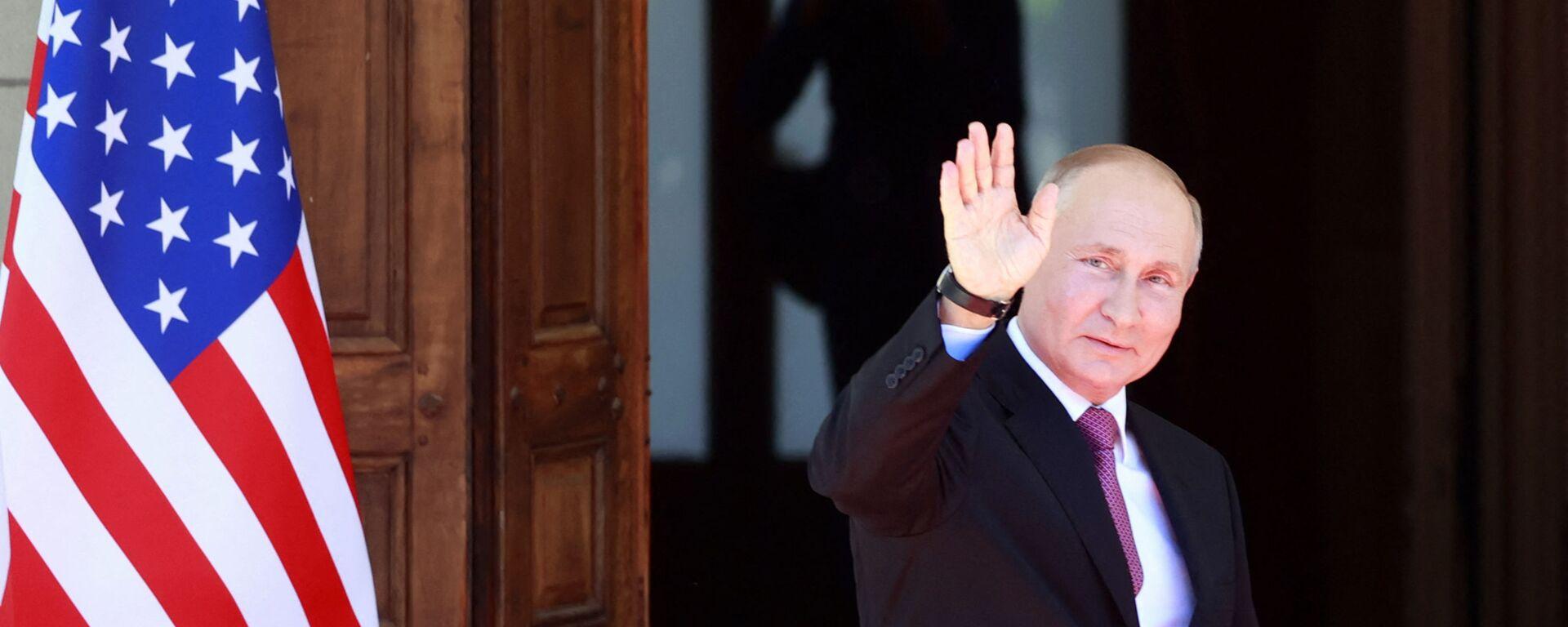 Владимир Путин - Sputnik Србија, 1920, 17.06.2021