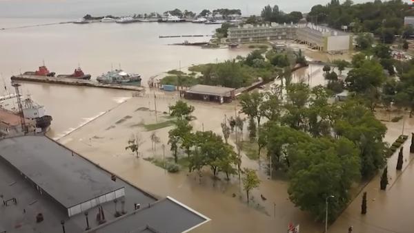 Поплаве на Јалти - Sputnik Србија
