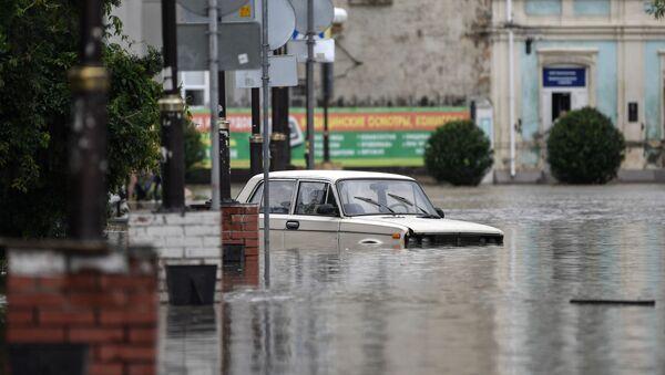 Потоп на Криму, Керч - Sputnik Србија