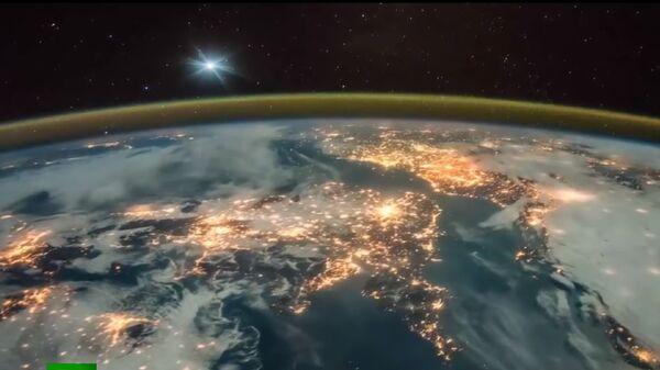 Snimak planete Zemlje sa međunarodne svemirske stanice - Sputnik Srbija