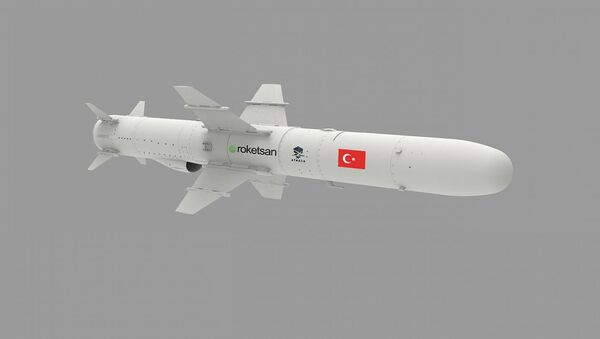 Roketsan - Atmaca - Sputnik Srbija
