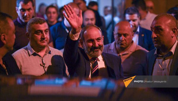 Премијер Јерменије Никола Пашињан  - Sputnik Србија