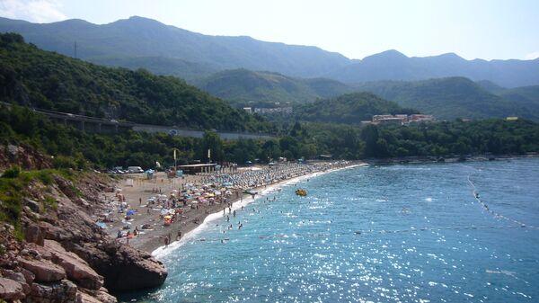 Плажа Каменово, Црна гора - Sputnik Србија