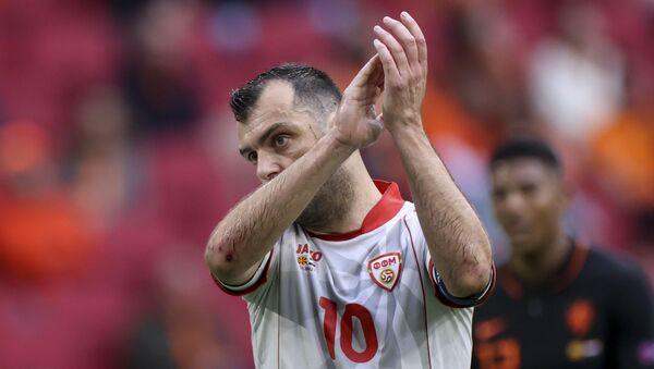 Goran Pandev – EURO 2020 - Sputnik Srbija