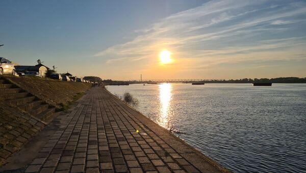 Nebo, sunce, Beograd, vreme - Sputnik Srbija