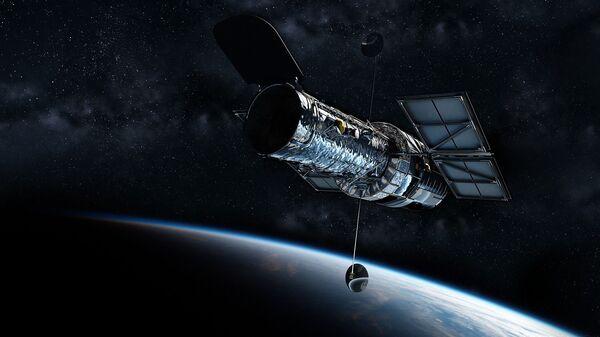 Телескоп Хабл у свемиру - Sputnik Србија