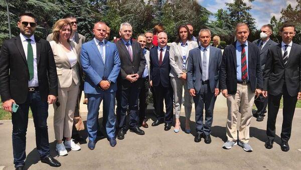 ППредседник ИнтерпарламентарнеунијеправослављаСергеј Гаврилов сматра да је већа солидарност хришћана у свету неопходна за очување мира - Sputnik Србија