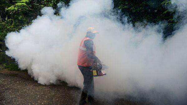 Запрашивање комараца - Sputnik Србија