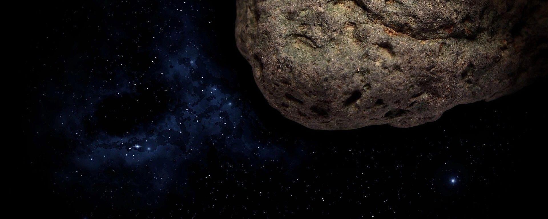Asteroid — ilustracija - Sputnik Srbija, 1920, 22.09.2021