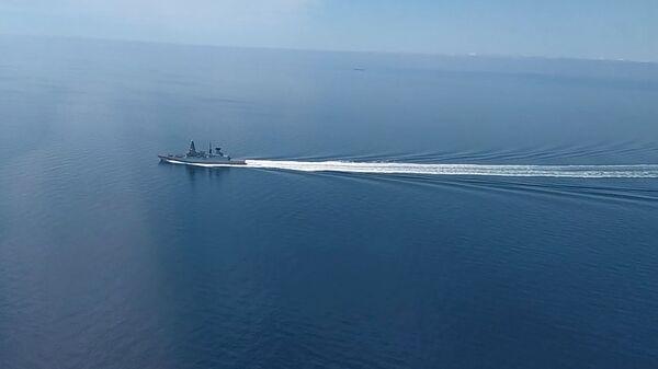 Britanski razarač u Crnom moru - Sputnik Srbija