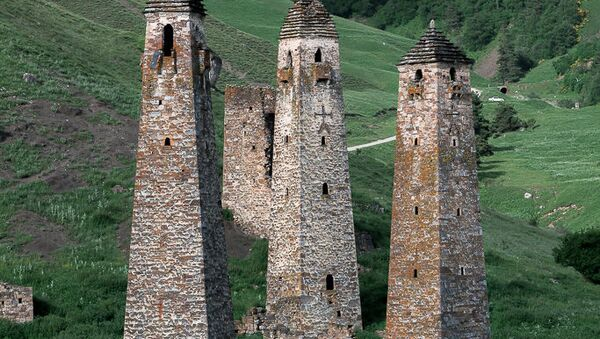 Kula, grad Nij, Ingušetija - Sputnik Srbija