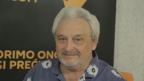 Ruski reditelj Jurij Aleksandrov, umetnički direktor Opere Sankt Peterburga - Sputnik Srbija