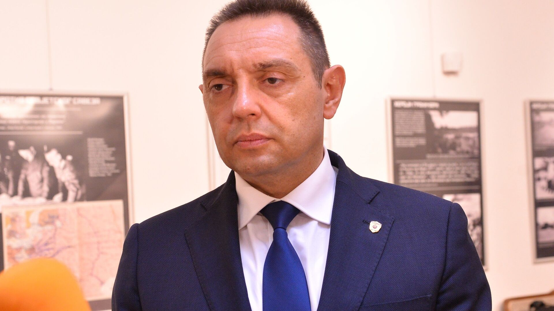 Александар Вулин - Sputnik Србија, 1920, 02.10.2021