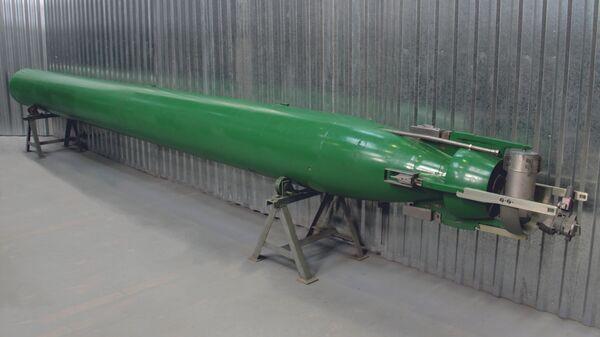 Univerzalna samonavođena torpeda (UGST) Fizik - Sputnik Srbija