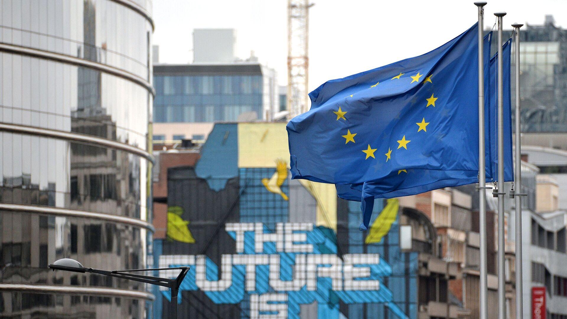 Kancelarija EU u Briselu - Sputnik Srbija, 1920, 27.09.2021