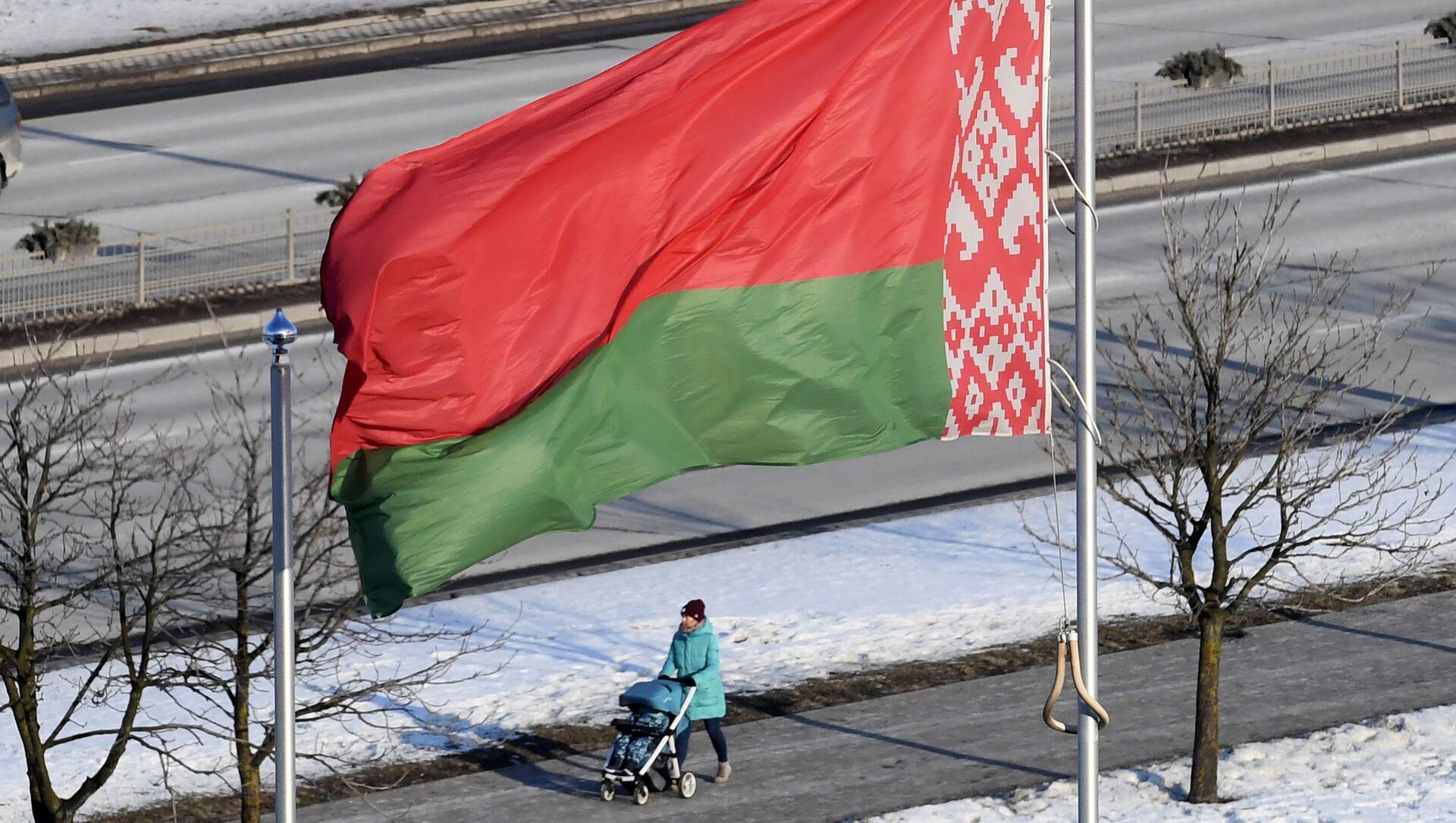 Застава Белорусије - Sputnik Србија, 1920, 25.06.2021