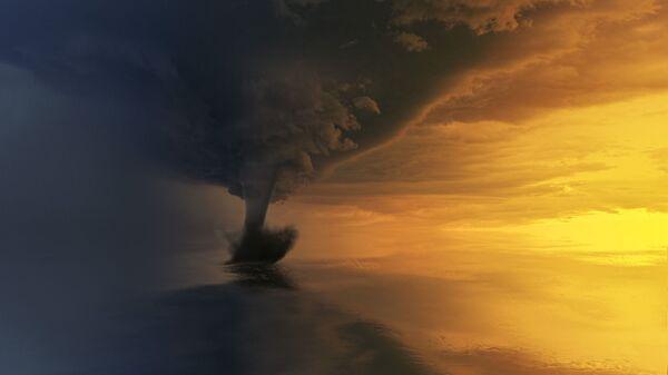Tornado – ilustracija - Sputnik Srbija