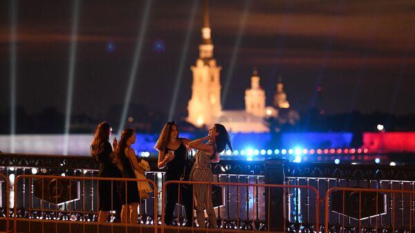 Festival Purpurna jedra u Sankt Peterburgu - Sputnik Srbija