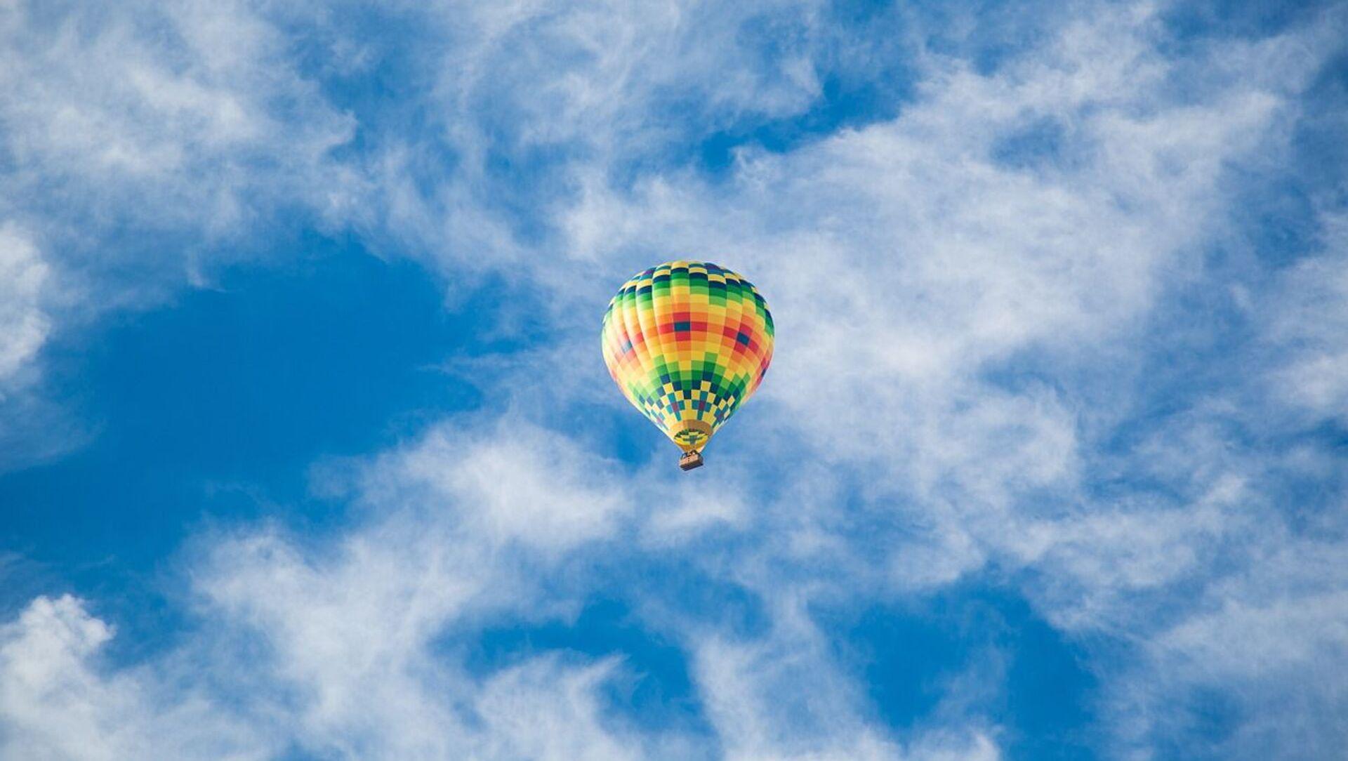 Vazdušni balon - Sputnik Srbija, 1920, 26.06.2021