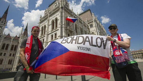 Navijači Češke – EURO 2020 - Sputnik Srbija