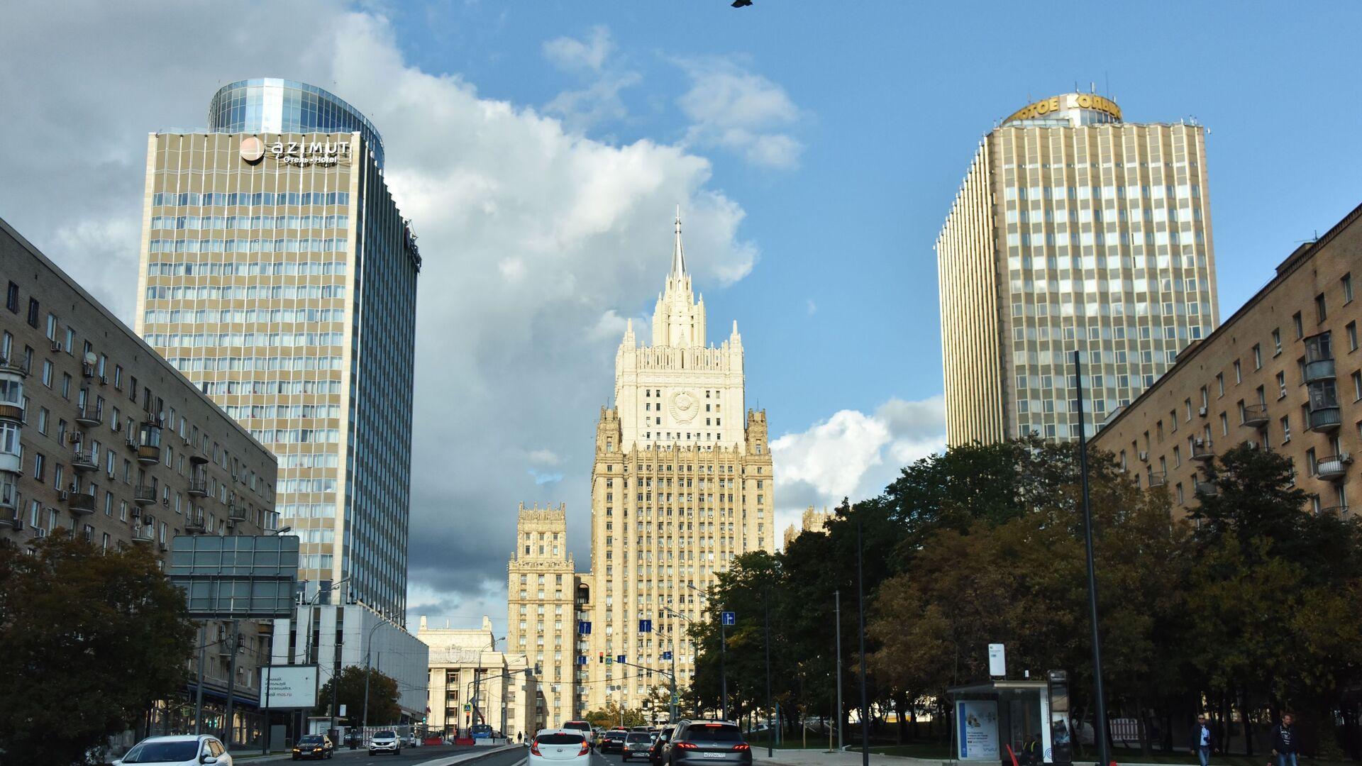 Zgrada Ministarstva spoljnih poslova Rusije - Sputnik Srbija, 1920, 19.09.2021