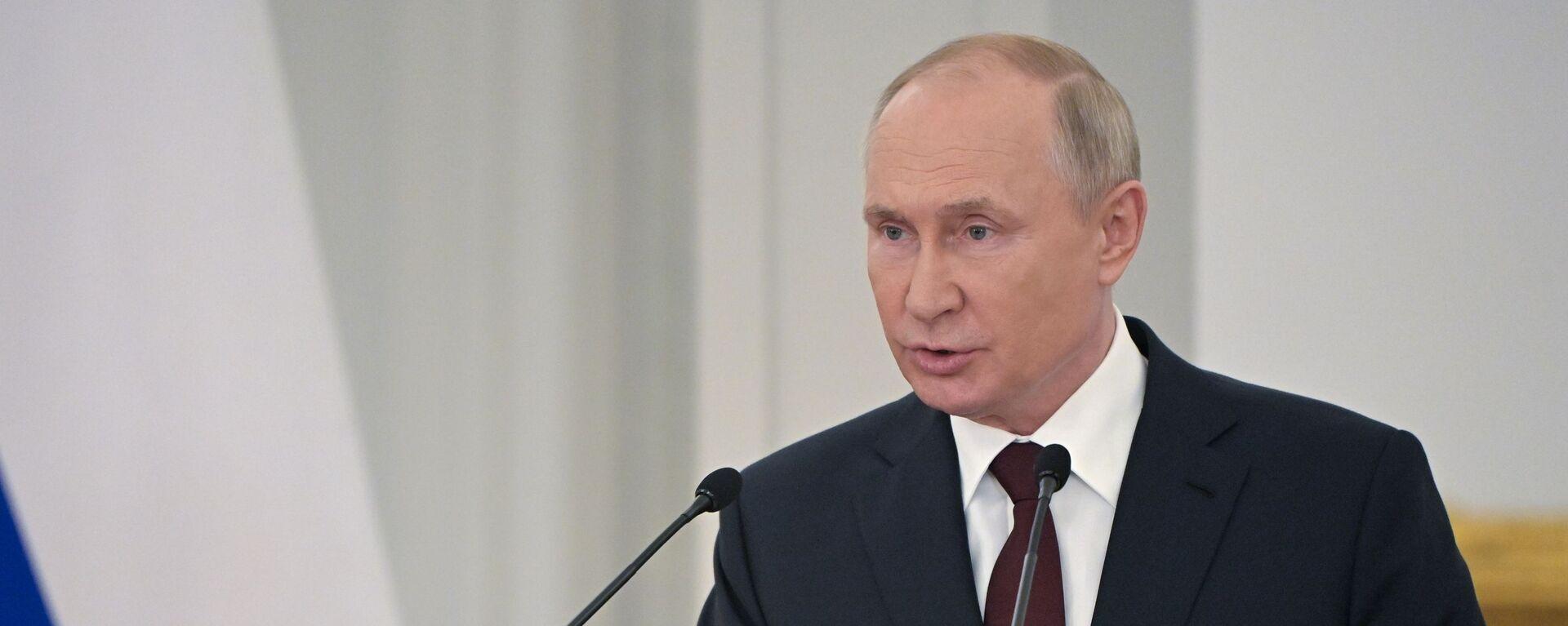 Predsednik Rusije Vladimir Putin - Sputnik Srbija, 1920, 13.07.2021