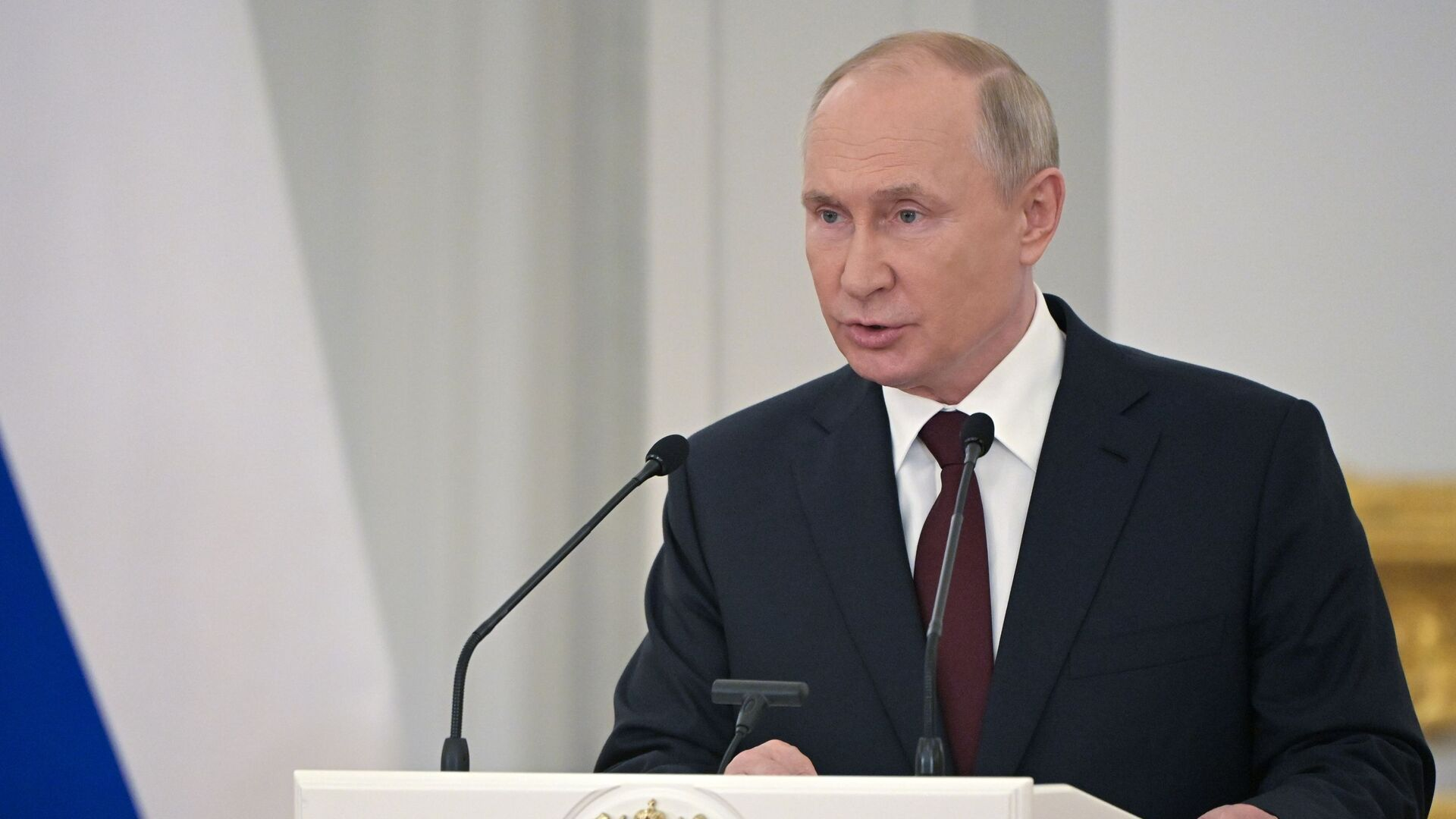 Predsednik Rusije Vladimir Putin - Sputnik Srbija, 1920, 01.09.2021