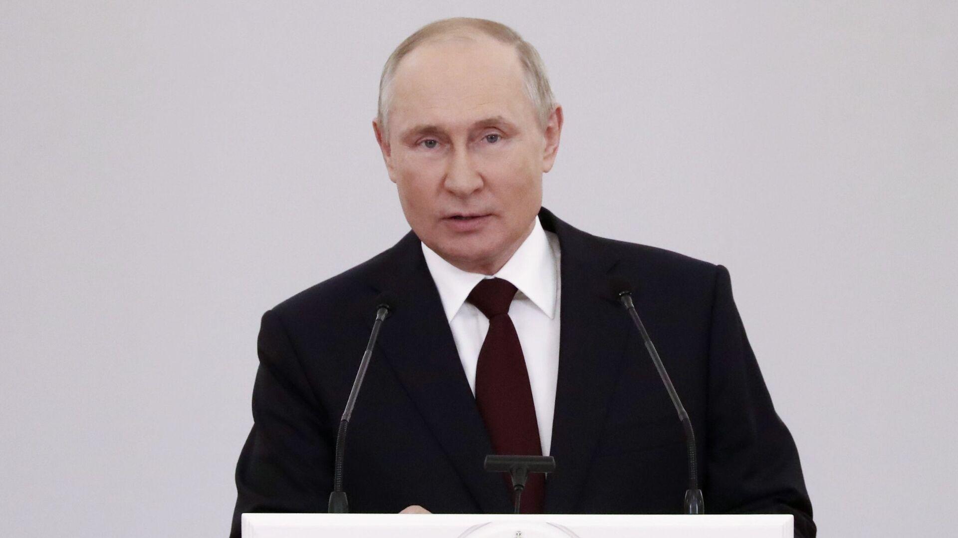 Председник Русије Владимир Путин - Sputnik Србија, 1920, 28.06.2021