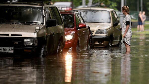 Јаке кише погодиле Сочи - Sputnik Србија