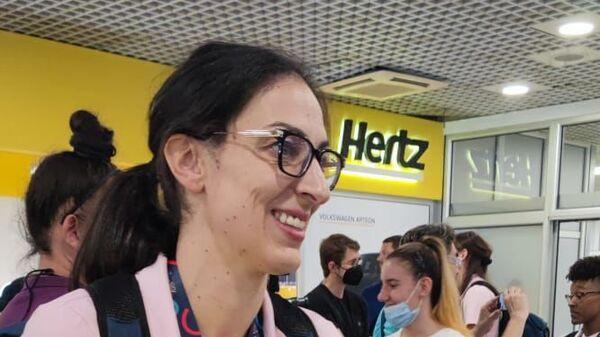 Jelena Bruks, kapitenka srpske košarkaške reprezentacije - Sputnik Srbija