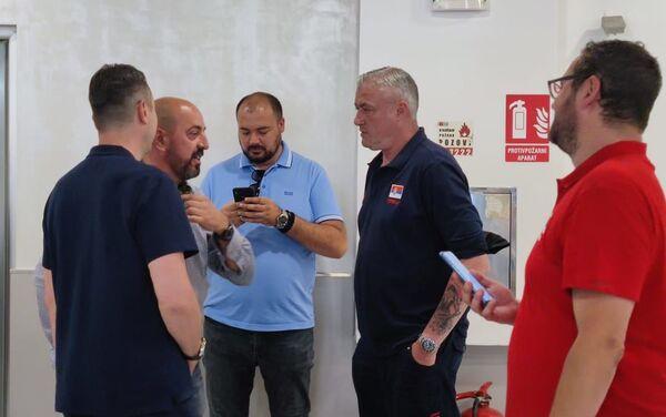Предраг Даниловић, председник КСС - Sputnik Србија