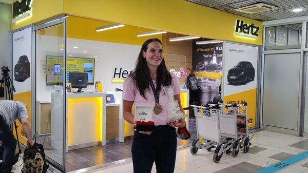 Sonja Vasić, MVP Evropskog prvenstva u košarci - Sputnik Srbija
