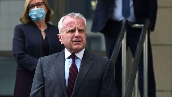 Američki ambasador u Rusiji Džon Salivan - Sputnik Srbija