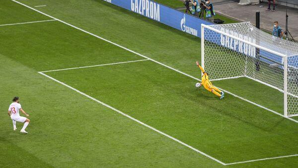 Hugo Loris brani penal – EURO 2020 - Sputnik Srbija
