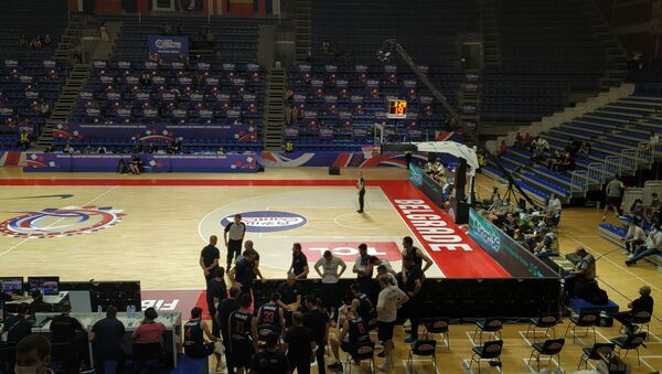Košarkaši Srbije - Sputnik Srbija