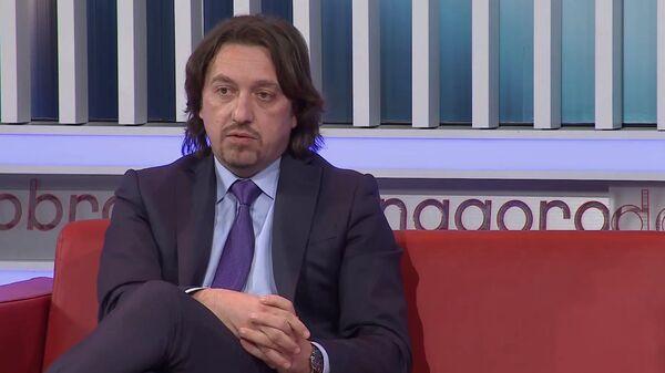 Сергеј Секуловић - Sputnik Србија
